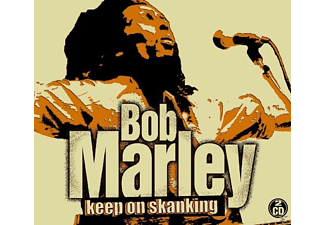 Bob Marley - Keep On Skanking - (CD)