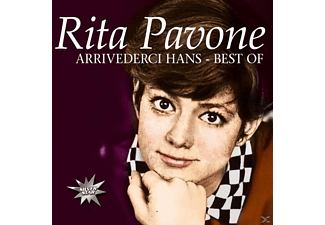 Rita Pavone - Arrividerci Hans-Best Of - (CD)