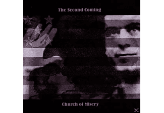 Church Of Misery - The Second Coming (Re-Release Incl.Bonus Track) - (CD)