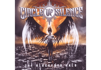 Circle Of Silence - The Blackened Halo - (CD)