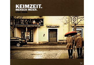 Keimzeit - Mensch Meier (Version 2010) - (CD)