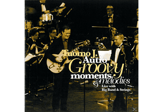 Tuomo J. Autio, The Great Helsinki Swing Big Band & Strings - Groovy Moments & Melodies - (CD)