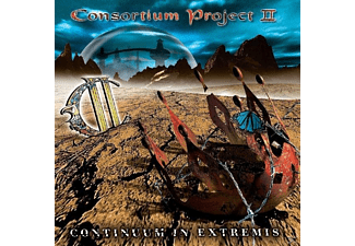VARIOUS, Consortium Project Ii - Continuum In Extremis - (CD)