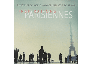 VARIOUS - Inspirations Parisiennes - (CD)