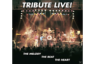 Tribute - Live-The Melody, The Beat, The Heart [CD]