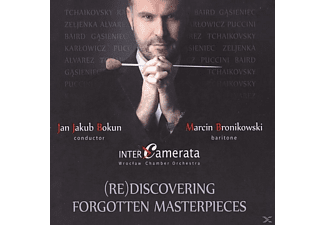 Inter Camerata | Bokun - (Re)Discovering Forgotten Masterpieces - (CD)
