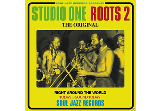 VARIOUS, SOUL JAZZ RECORDS PRESENTS/VARIOUS - Studio One Roots 2 - (CD)