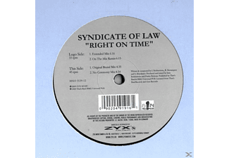 Syndicate Of Law - Right On Time - (Vinyl)