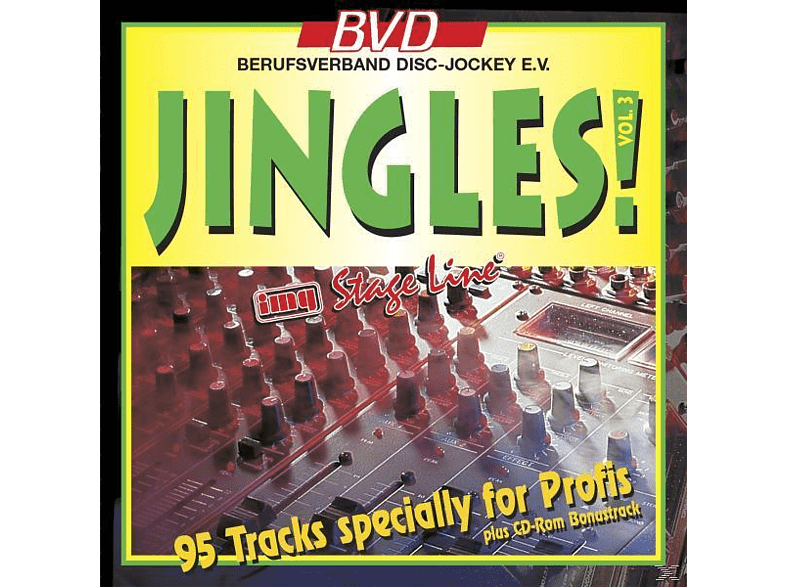 VARIOUS - Jingles Vol.3 [CD]