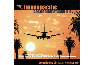 Hornbostel - housepacific destination miami 08 - (CD)