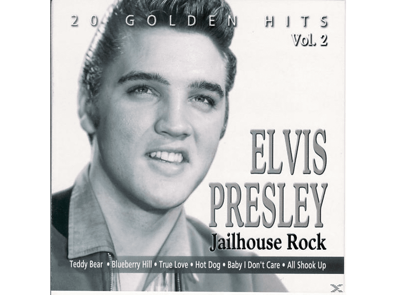 Elvis Presley - 20 Golden Hits  Vol.2 [CD]
