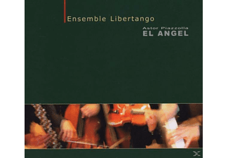 Ensemble Libertango - Astor Piazzolla-El Angel (Digi) - (CD)