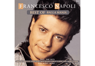 Francesco Napoli - Best Of-Balla-Mania - (CD)