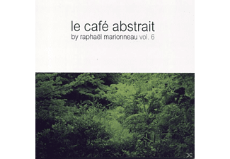 Raphael Marionneau - Le Cafe Abstrait Vol.6 - (CD)