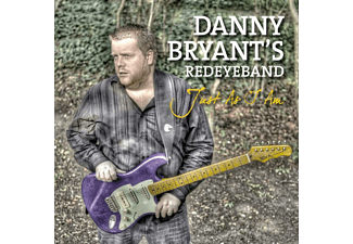 Danny & His Red Eye Band Bryant - Just As I Am - (CD)