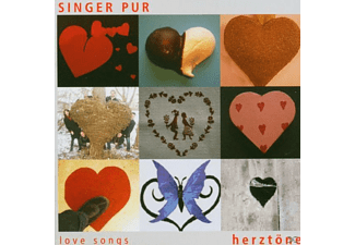 Singer Pur - Herztöne-Love Songs - (CD)