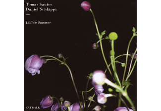 Sauter Schläppi - Indian Summer - (CD)