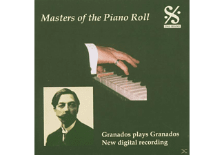 Granados - Granados Plays Granados - (CD)