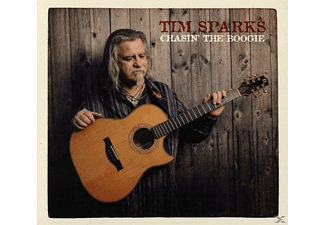 Tim Sparks - Chasin' The Boogie - (CD)