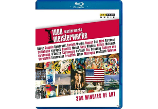 300 Minutes of Art - (Blu-ray)