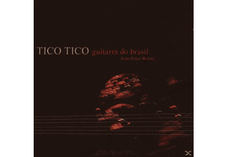 Pete Escovedo - TICO TICO GUITARRA DO BRASIL - (CD)