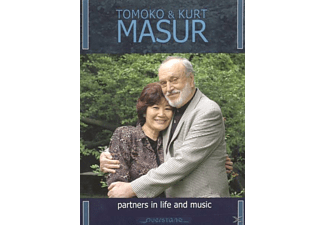 Kurt Masur, Tomoko Masur - Partners In Life And Music - (CD)