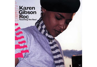 Karen Gibson Roc - touching the soul - (CD)