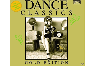 VARIOUS - DANCE CLASSICS (GOLD EDITION) - (CD)