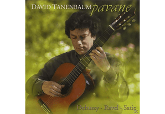 David Tannenbaum - Pavane - (CD)