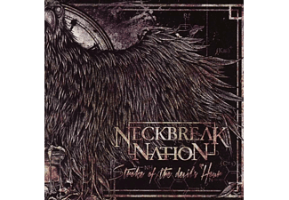 Neckbreak Nation - Stroke Of The Devil's Hour - (CD)