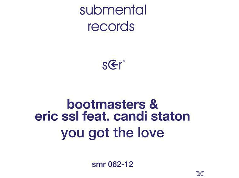 BOOTMASTERS & ERIC SSL FEAT.CANDI STATON - You Got The Love [Vinyl]
