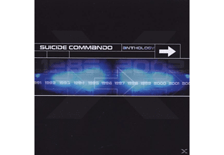 Suicide Commo - Anthology - (CD)
