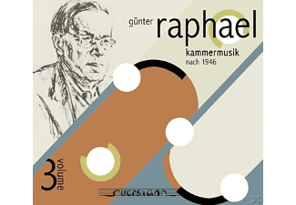 VARIOUS - Kammermusik nach 1946-Raphael-Edition Vol.1 - (CD)