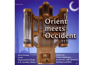 VARIOUS - Orient Meets Occident - (CD)