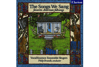 VocalEssence Ensemble Singers/ Brunelle Philip - The Songs We Sang/Favorite American Folksongs [CD]
