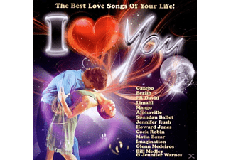 VARIOUS - I Love You - (CD)