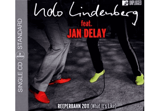 Udo Lindenberg, Jan Delay - Reeperbahn 2011 (What It's Like) (2track) - (5 Zoll Single CD (2-Track))