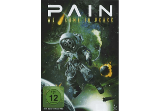 Pain - We Come In Peace - (DVD)