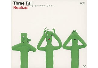 Three Fall - Realize! - (CD)