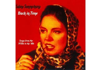 Sabine Sommerkamp - Back In Time - (CD)