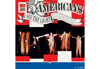 Five Americans - I See The Light 180g Vinyl Mono Ltd. - (Vinyl)