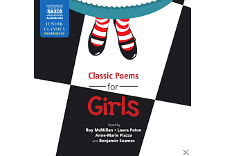 Classic Poems for Girls - 1 CD - Anthologien/Gedichte/Lyrik