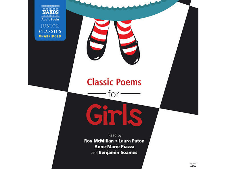 VARIOUS - Classic Poems for Girls - (CD)