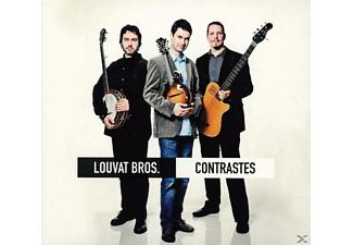 Louvat Bros. - Contrastes - (CD)