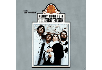 Kenny Rogers - THE FIRST EDITION - (Vinyl)