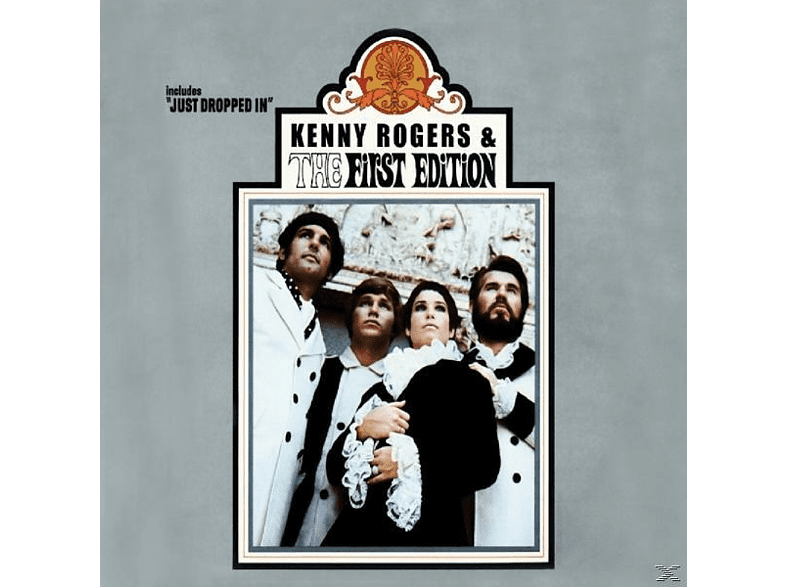Kenny Rogers - THE FIRST EDITION [Vinyl]