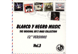 VARIOUS - I Love Blanco Y Negro Music Vol.3 - (Sonstiges)