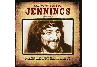 Waylon Jennings - Grand Ole Opry Nashville Tn - (CD)
