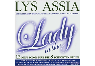 Lys Assia - Lady In Blue - (CD)