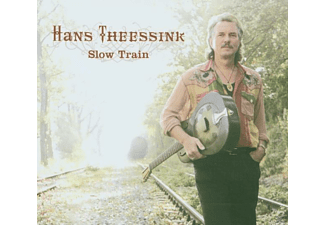 Theessink Hans - Slow Train - (CD)